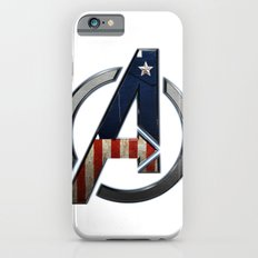 UNREAL PARTY 2012 THE AVENGERS  CAPTAIN AMERICA  Slim Case iPhone 6s