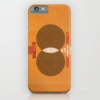 Reservoir Dogs - Venn Diagram : Stuck in the Middle with you iPhone 6 Slim Case