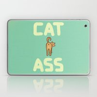 Cat Ass Laptop & iPad Skin
