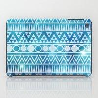 Tribal Ice iPad Case