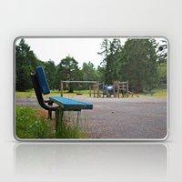 Oak Tree Park Laptop & iPad Skin