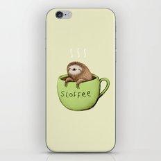 Sloffee iPhone & iPod Skin