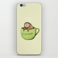Sloffee iPhone & iPod Skin