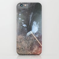 iPhone & iPod Case featuring Pink Water by chismau