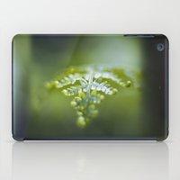 Raining Green iPad Case