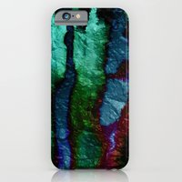 iPhone & iPod Case featuring Color Bleed by Garyharr
