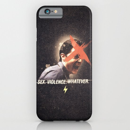 Black Mirror | Dale Cooper Collage iPhone & iPod Case