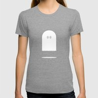 Hamlet Womens Fitted Tee Tri-Grey SMALL