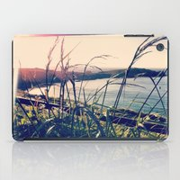 Floral Sunsets In May iPad Case