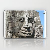 Bayon temple Laptop & iPad Skin