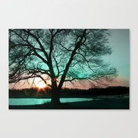 :: There's Always Tomorrow :: Canvas Print