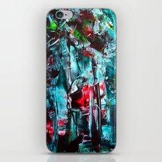 AutumnRain iPhone & iPod Skin