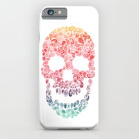 iPhone & iPod Case featuring Death By Paisley by Dianne Delahunty