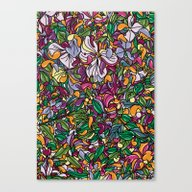Inner Nature Canvas Print
