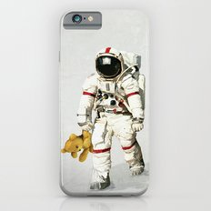 Space can be lonely iPhone 6 Slim Case