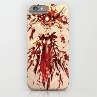 iPhone & iPod Case featuring Iron God by Justin Currie
