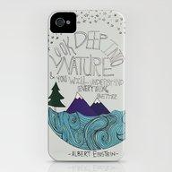 Nature iPhone (4, 4s) Slim Case