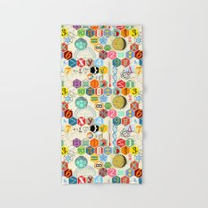 Math in color Hand & Bath Towel