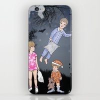 Insomniacs - Once upon a time out iPhone & iPod Skin