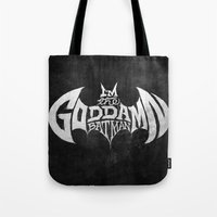 The GD BM Tote Bag