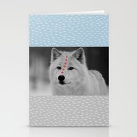 Silent Kingdom Stationery Cards