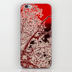 Surreal Red Harmony iPhone & iPod Skin