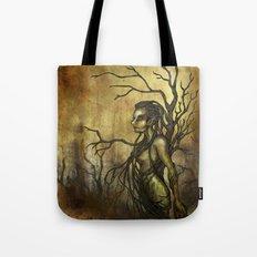 Dark Dryad Tote Bag