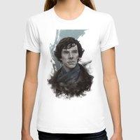 sherlock T-shirts featuring Sherlock by F3NR1R