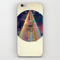 Center of Attention iPhone & iPod Skin