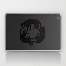vicious circle Laptop & iPad Skin