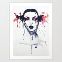 Felice Art Print