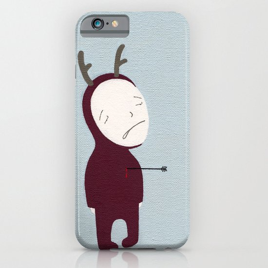 No worry, it's just a game iPhone & iPod Case