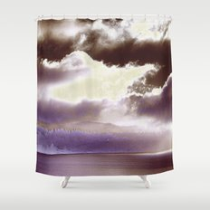 Sky Ring Shower Curtain