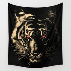 Story of the Tiger Wall Tapestry