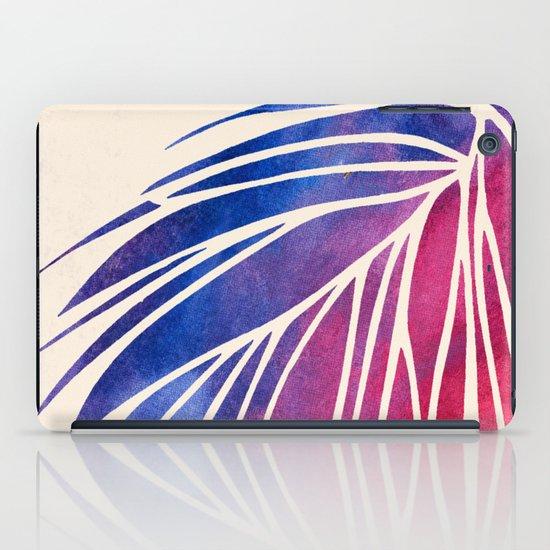 Watercolor Porcupine iPad Case