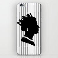 Queenie 22 iPhone & iPod Skin