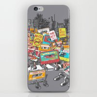 Digital Ruins Our Life iPhone & iPod Skin