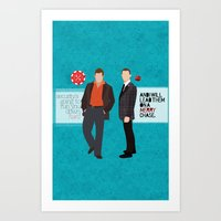 Security Art Print