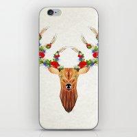 Deer Spring iPhone & iPod Skin