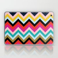 ZigZag #4 Laptop & iPad Skin