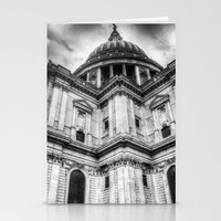 St Paul's Cathedral Lond… Stationery Cards