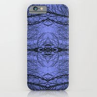 iPhone & iPod Case featuring Witchy Forest by TigerWolf