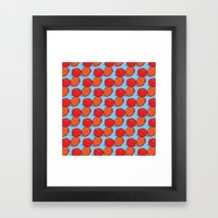 Brazil Fruits Framed Art Print