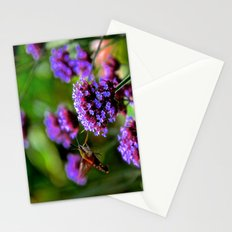 The Hummingbird Moth Stationery Cards