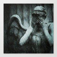 grief Canvas Print