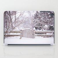Snow Gate  iPad Case