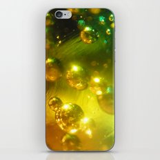 Bubbles! iPhone & iPod Skin