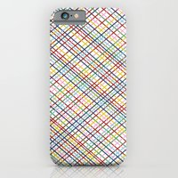 Rainbow Weave 45 iPhone 6 Slim Case