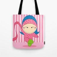 Ballerina -- Fun, Sweet,… Tote Bag