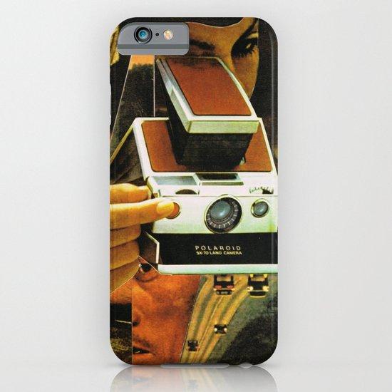 polariod 2 iPhone & iPod Case